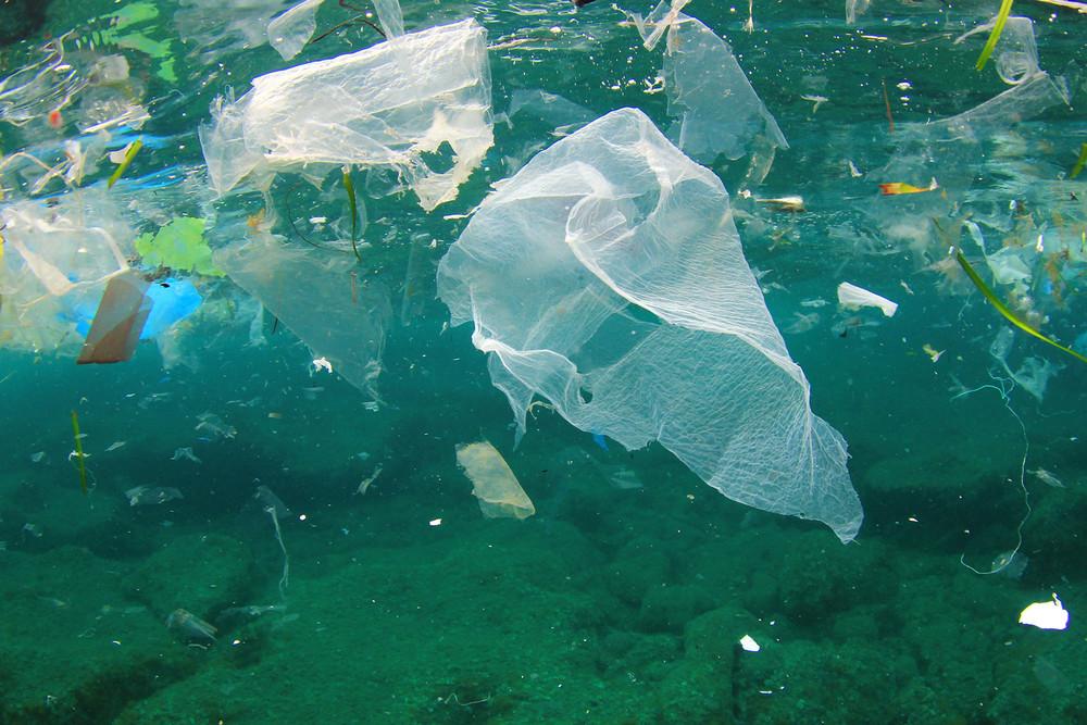 Søppel og plastikk på verdens hav