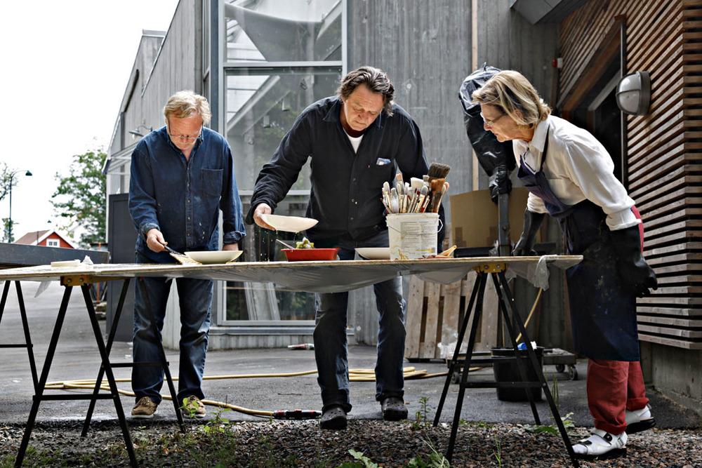 Foto: Rolf M. Aagaard / Det kongelige hoff.
