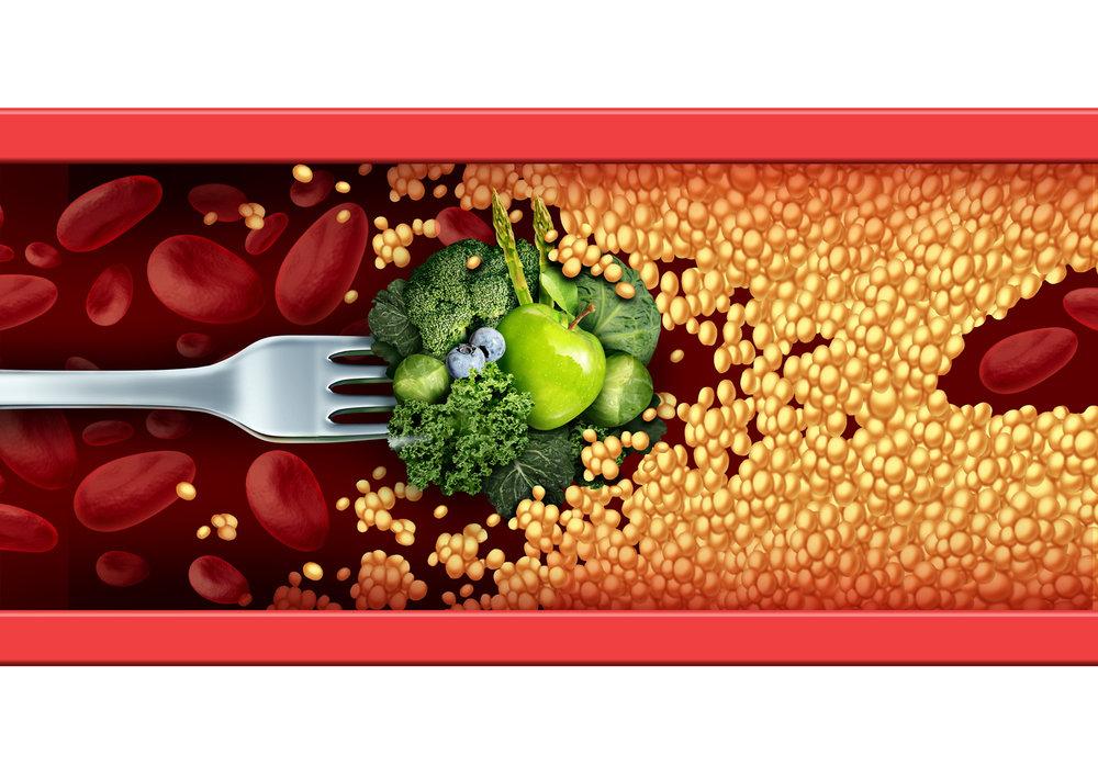 Sunt kosthold og daglig fysisk aktivitet kan minske risikoen for å få blodpropp.