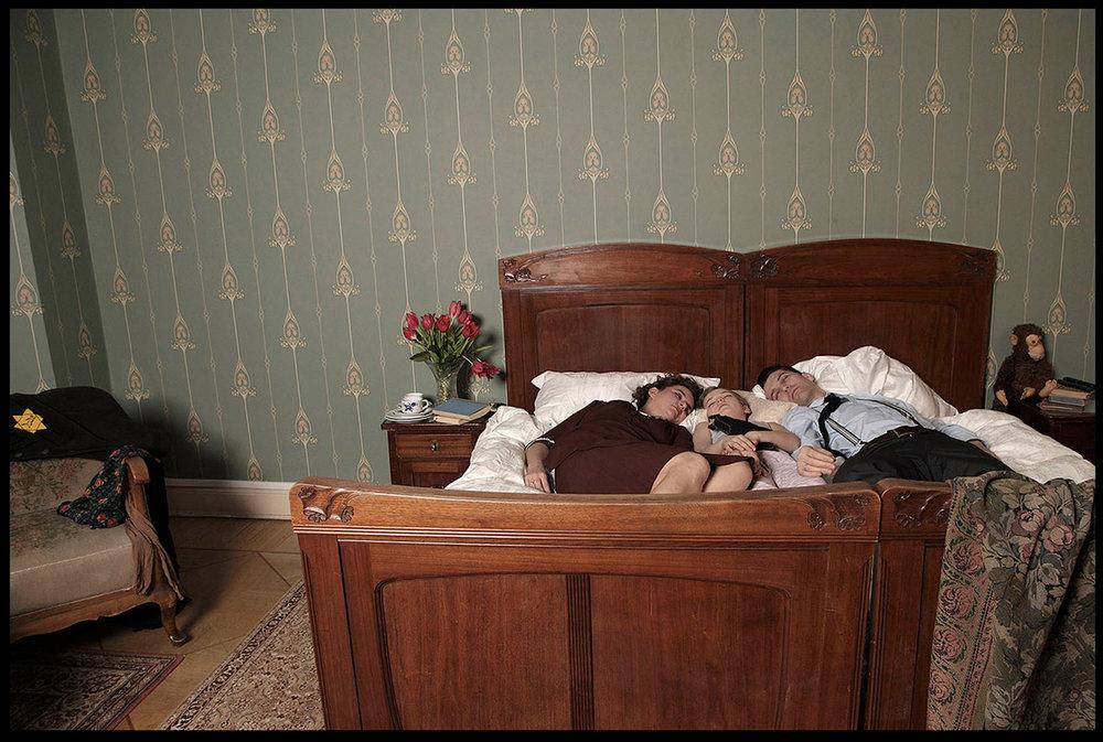 Claudia Reinhardt, Gottschalk out of Tomb Of Love, photo series 2013