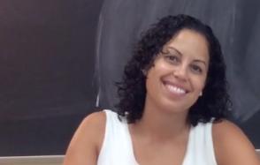 Ms. Santos, Spanish