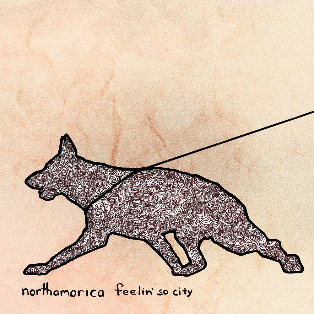 northamorica - feelin' so city - front cover