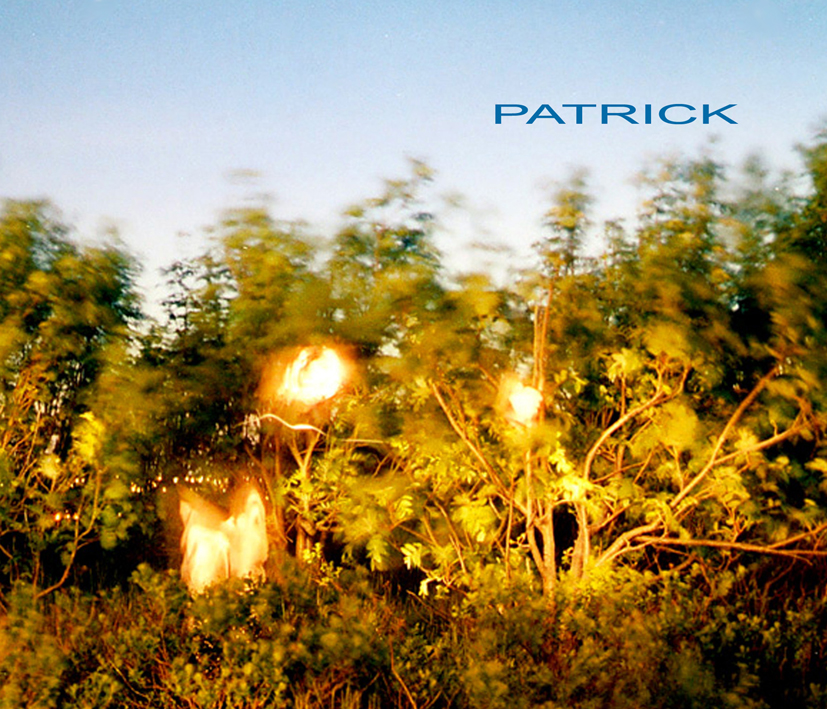 Patrick Canning - Patrick - front cover