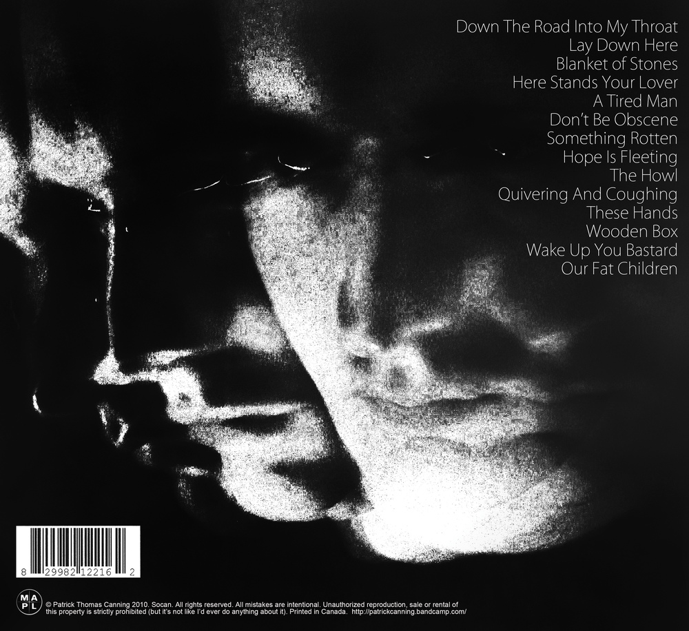Let's Celebrate With Blood Back Cover