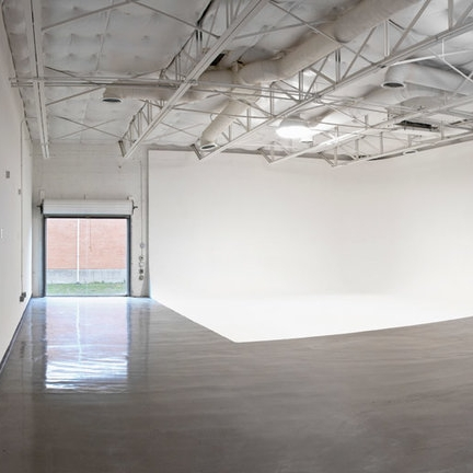Studio C - Complete with cyc wall and access to patio, Studio C can adapt to almost any shoot.