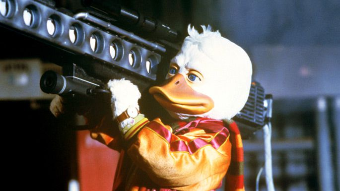 Howard the Duck: 1986