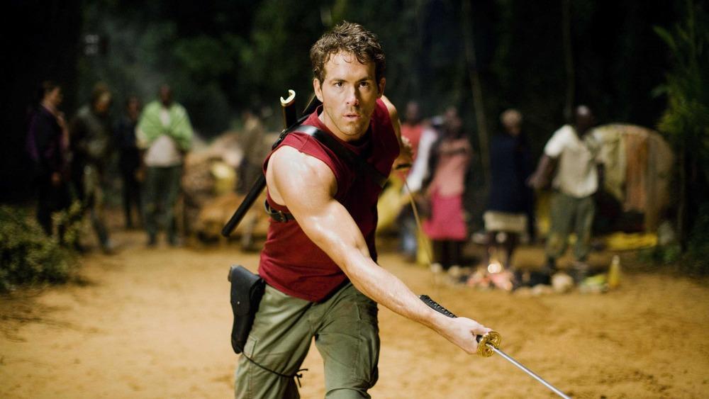 Ryan Reynolds as Wade Wilson in X-Men Origins: Wolverine