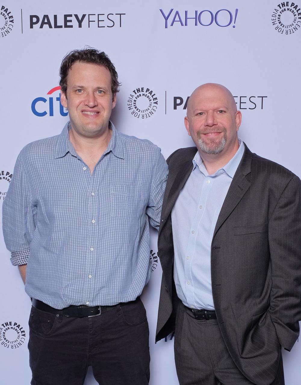 Andrew Kreisberg & Marc Guggenheim