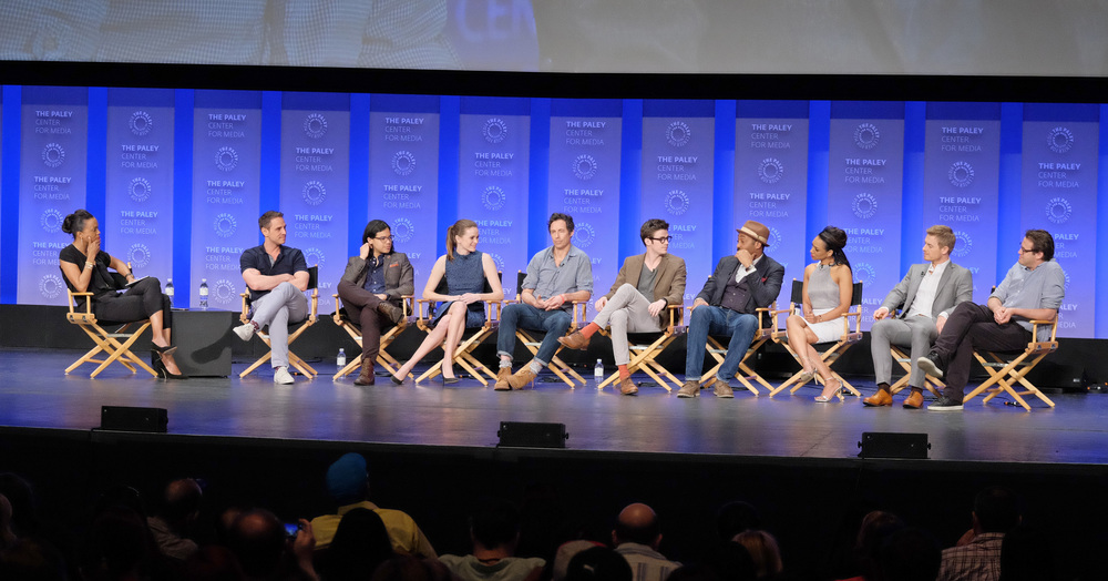 The Flash Cast