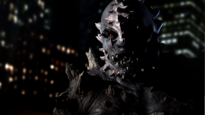 Smallville's version of Doomsday