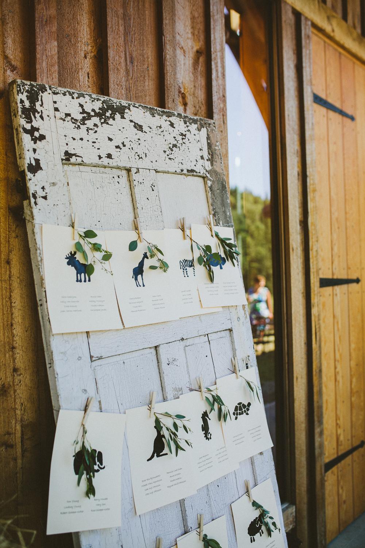 Bird's Eye Cove Farm Wedding - Britney Gill Photography