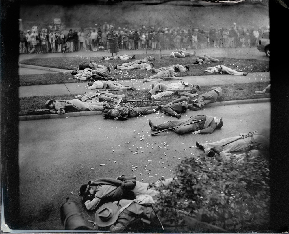 Bodies After the Battle, Fredericksburg, 2013