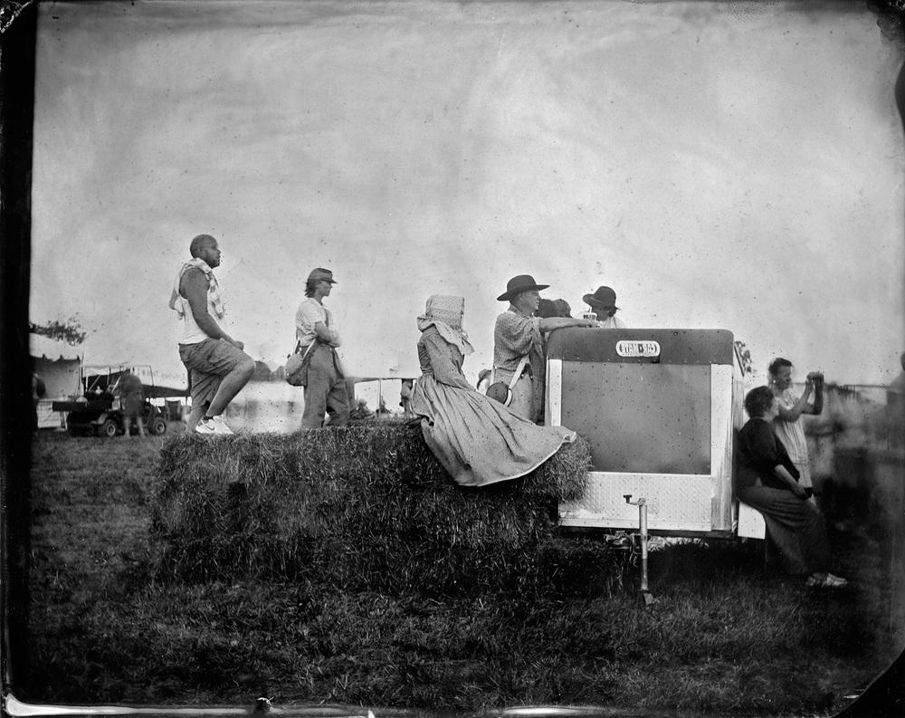 Tableau, Gettysburg, 2012