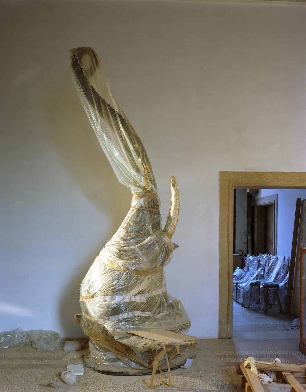Venice Elephant, 2006