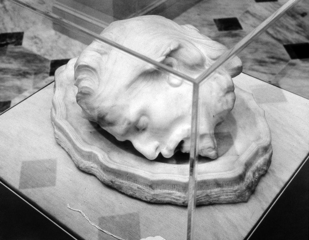 The Head of St. John the Baptist, 1995