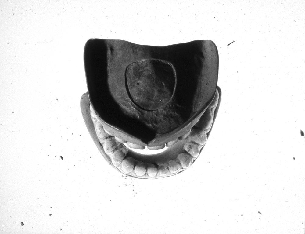 Burial Artifact, 1995