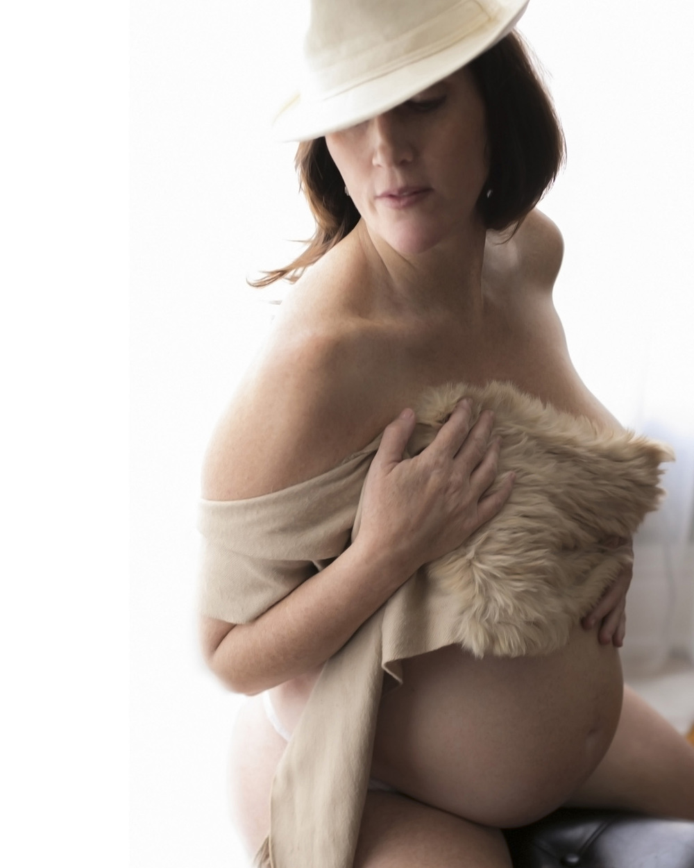 Chicago Boudoir Photography Maternity