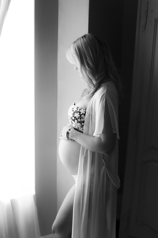 Boudoir Images Maternity