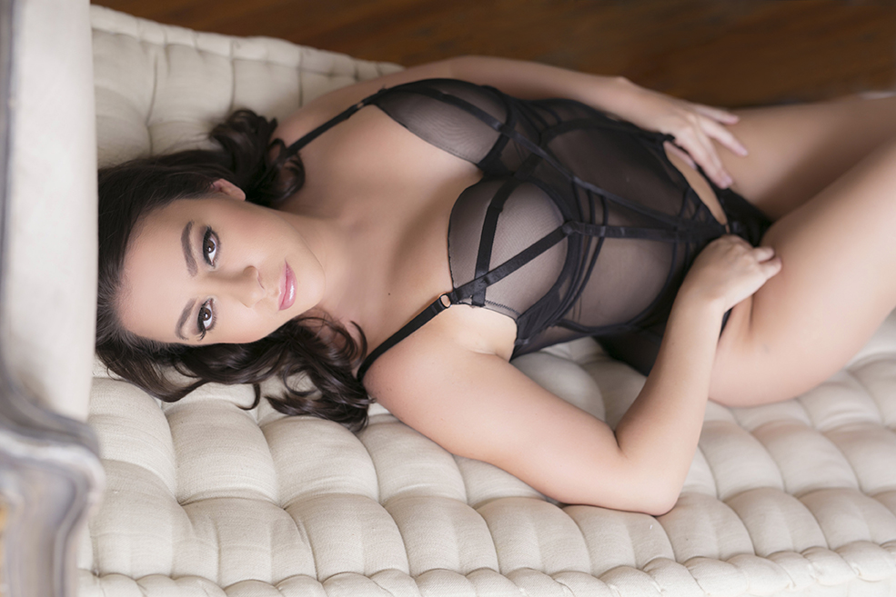 Women's Boudoir Photography