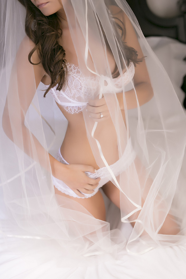 Chicago Boudoir Photographers Bridal