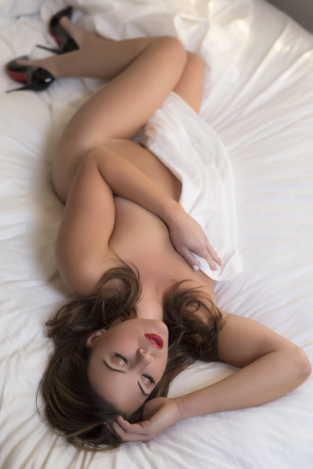 Chicago Photographer Boudoir Shot