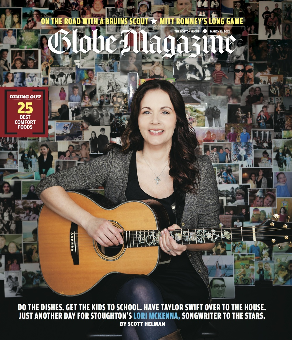 Writing Her Heart Out  | Fifteen years after she broke into the Boston folk scene with honesty and grit, Lori McKenna is becoming one of Nashville's most in-demand country songwriters. (March 2012)