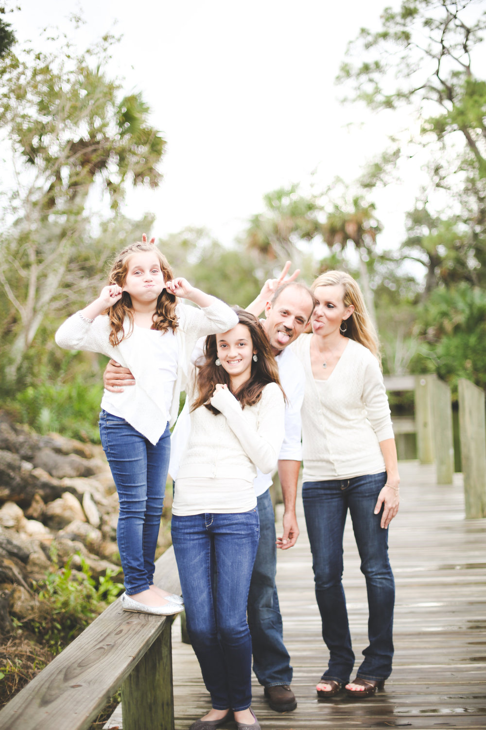 Danielle took family pictures for us at Christmas time and did a beautiful job!!! She is very creative and so sweet!!! My kids both loved her! She makes you feel very comfortable and takes her time, does not rush. She also listens to your ideas and what you want!! I will be using her again!!!    -- Melissa (The Barnes Family)
