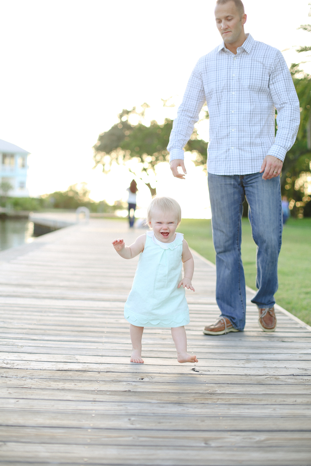 Great work and beautiful photos even when working with a very fussy baby!    - Melinda (The Carson Family)