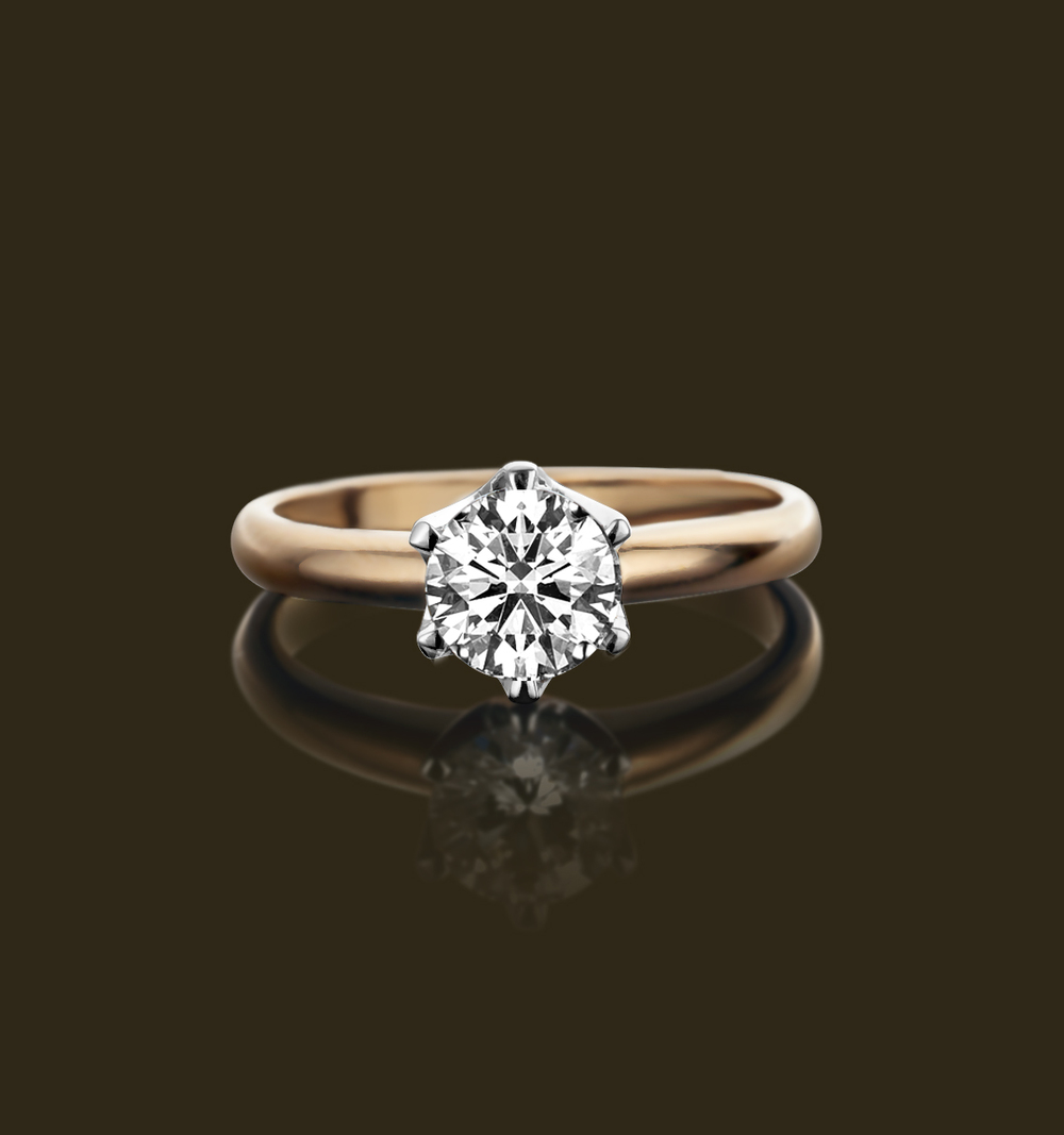 Ring 'Solitaire'