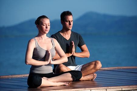 YOGA & MEDITATION THERAPY -