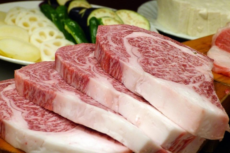 wagyu beef steaks