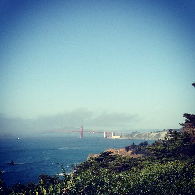 Golden Gate, San Francisco, CA. 2014
