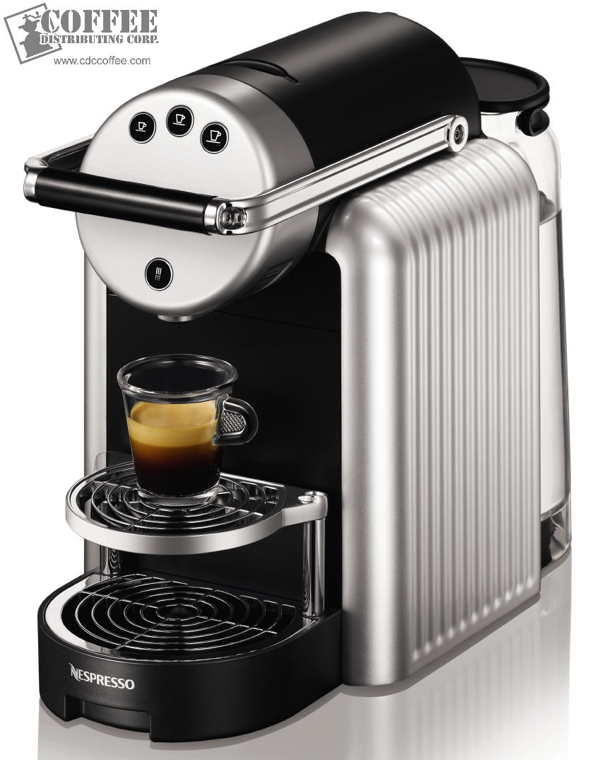 nespresso commercial machine