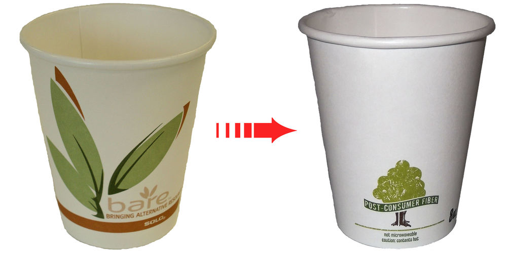 PCF Tree Cups Are Replacing Solo Bare