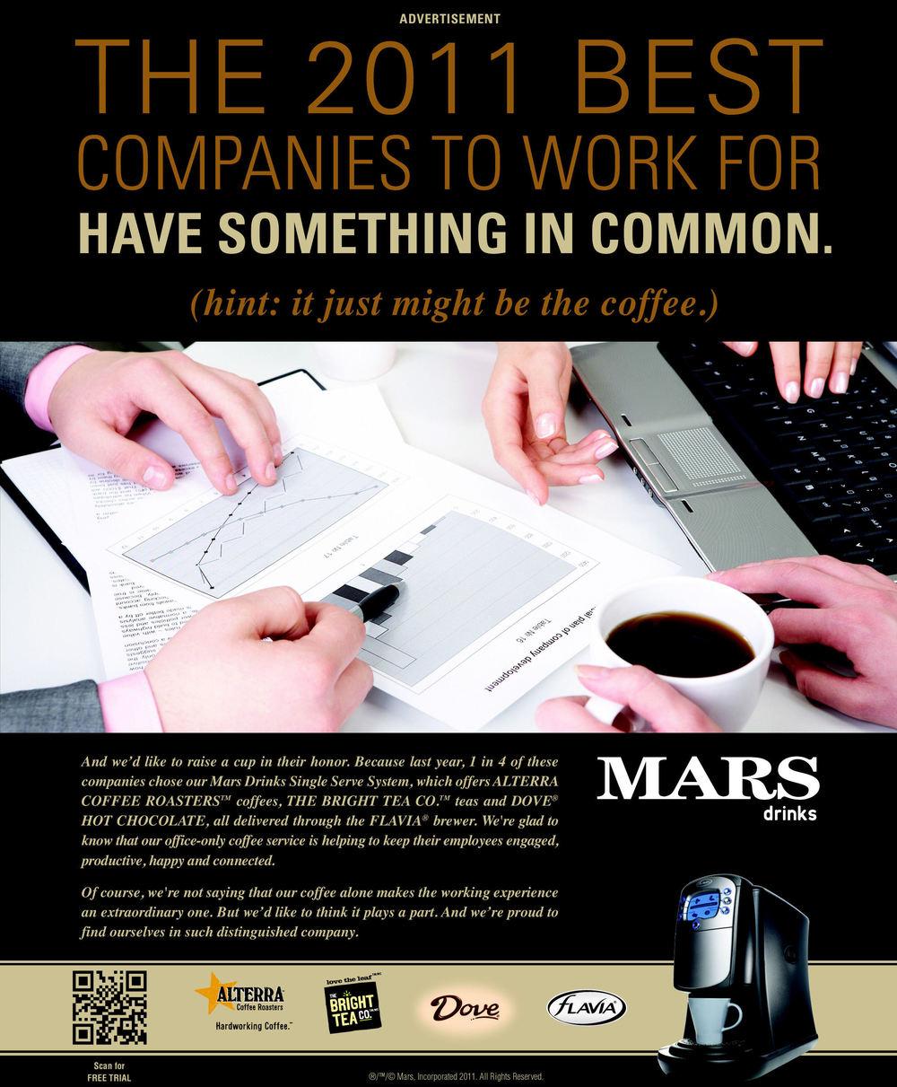 Mars Fortune Magazine Ad