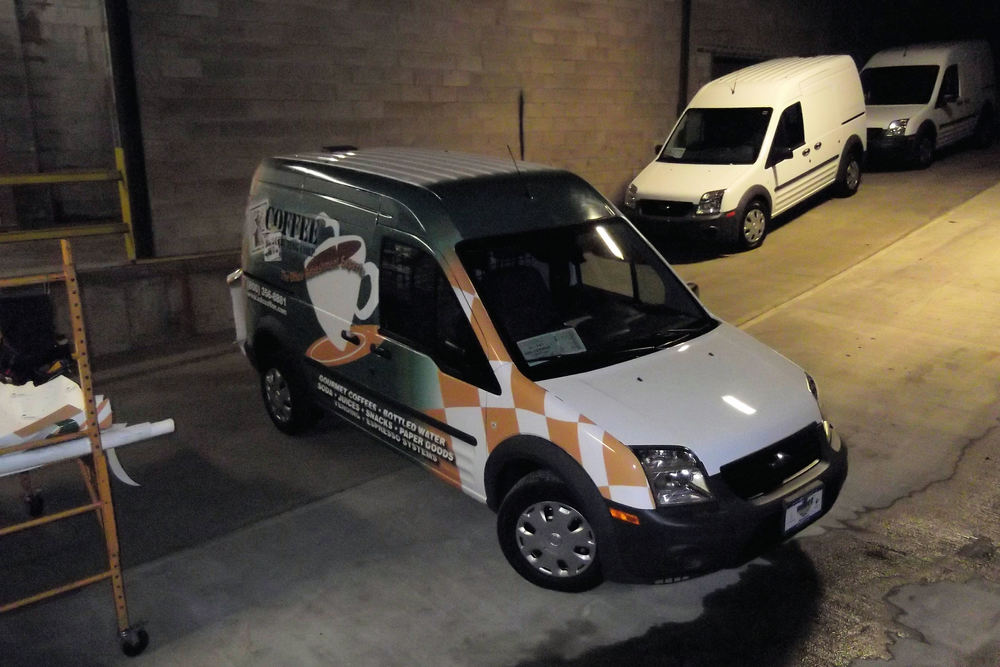New Ford Transit Vans Officially Becoming CDC Vans