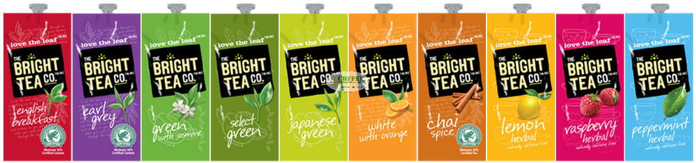 Flavia Customers Now Is The Time To Try Teas The Coffee