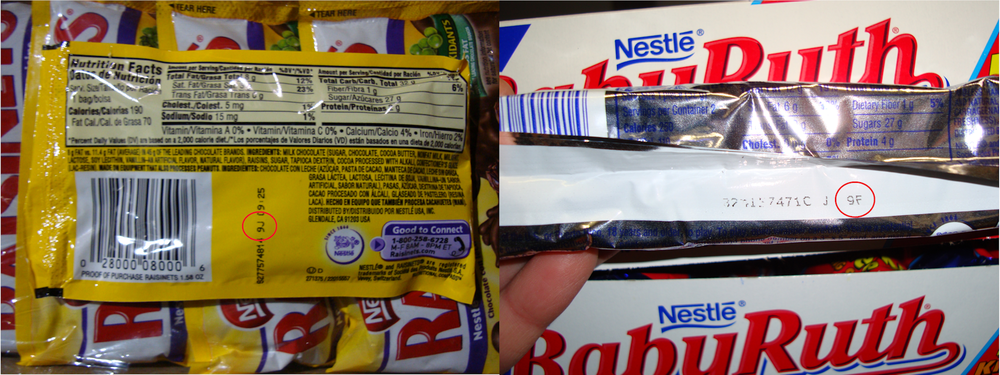 How To Read Nestle Candy Expiration Codes — The Coffee Refreshment ...