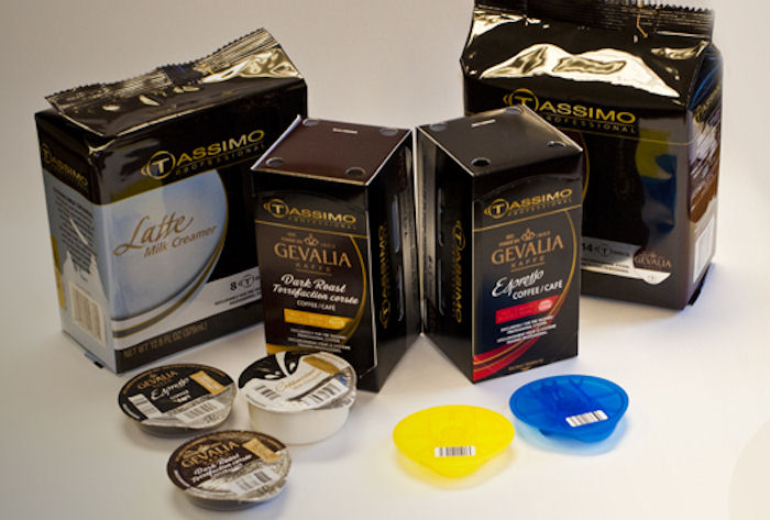 what are the yellow and blue tassimo discs for the coffee refreshment experts. Black Bedroom Furniture Sets. Home Design Ideas