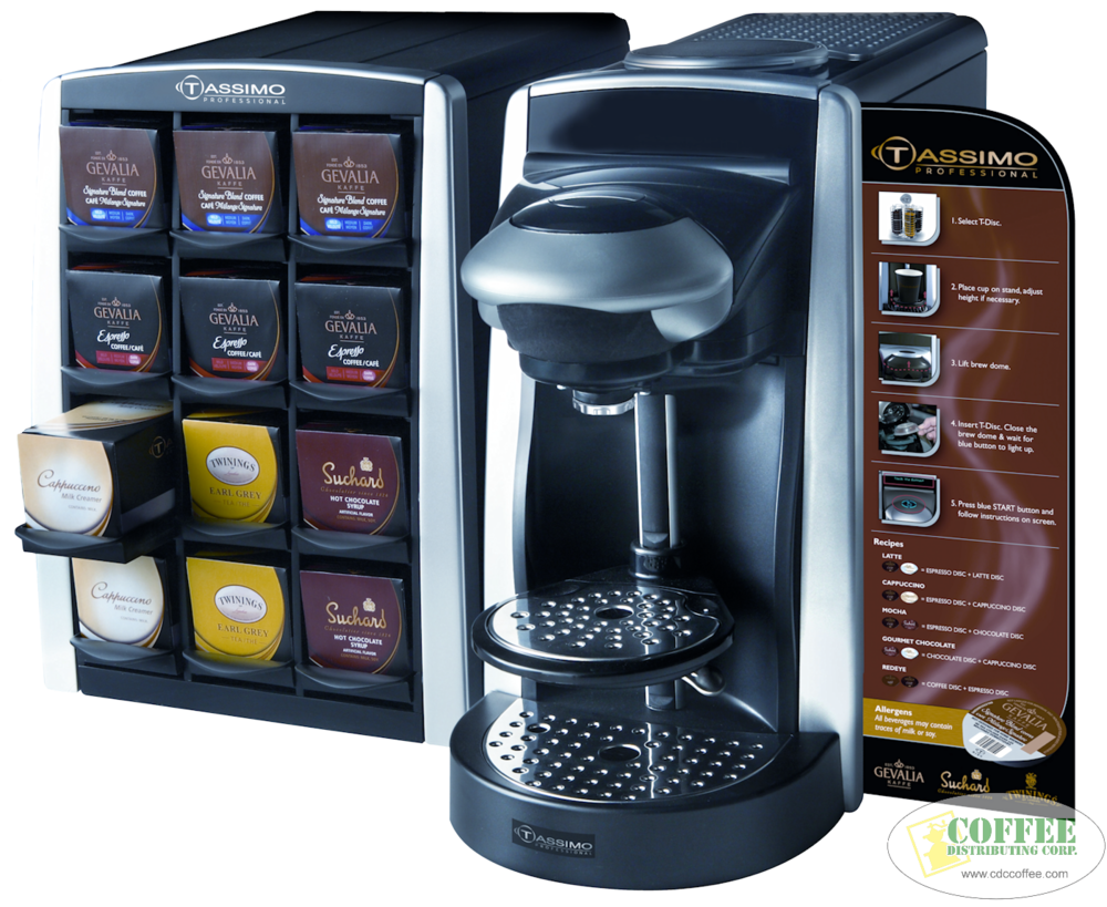 Tassimo Single-Cup Coffee Machines The Coffee Refreshment Experts