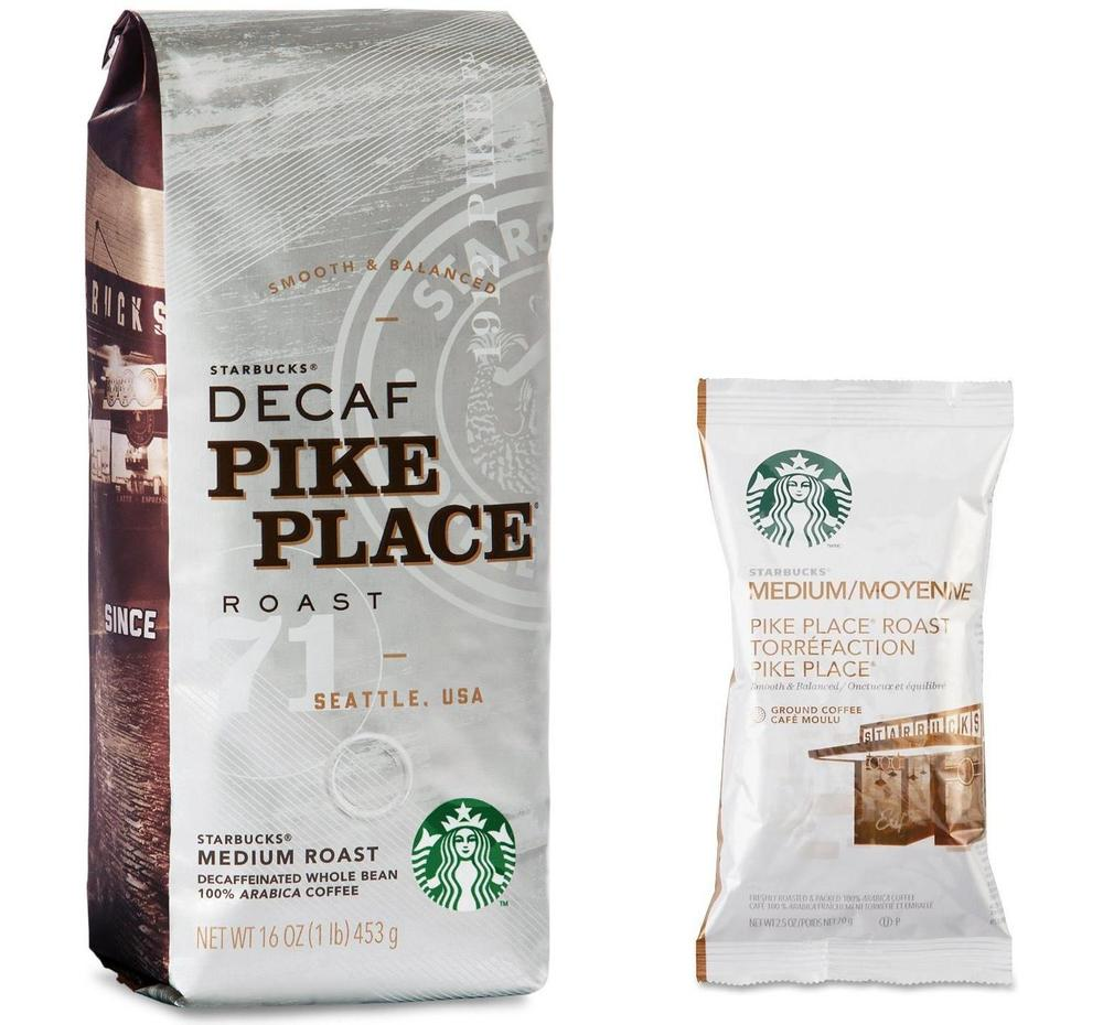 Introducing Starbucks Pike Place Coffee