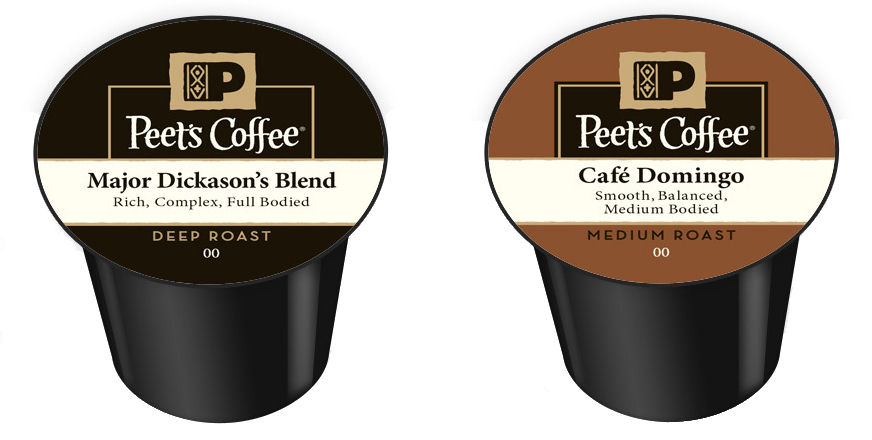 Peet's K-Cups Now Available!