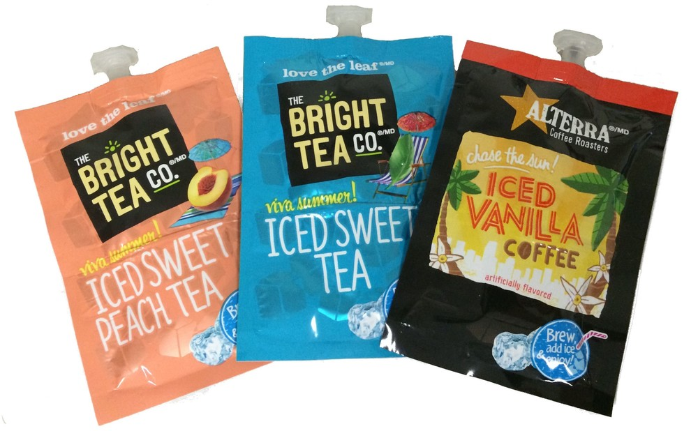 "Get All Three ""Over Ice"" Drinks In One Kit!"
