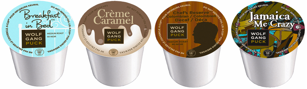 These Wolfgang Puck K-Cups Are Still Available