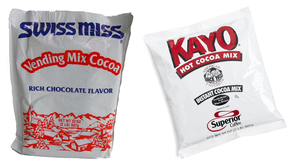 Kayo Replaces Swiss Miss Bulk Cocoa