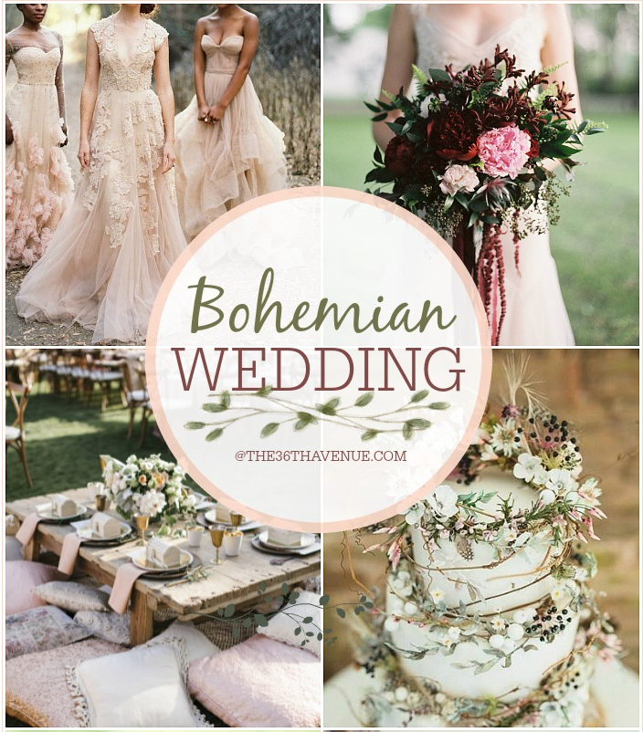 Wedding for two gallerybohemian wedding ideas santa barbara bohemian wedding ideas junglespirit Image collections