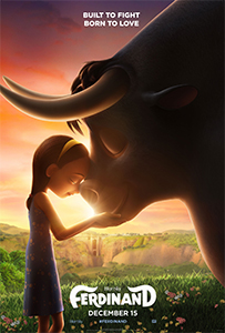 Ferdinand (2017)- Production/Story