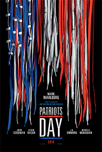 Patriots Day (2016)- VFX Coordinator