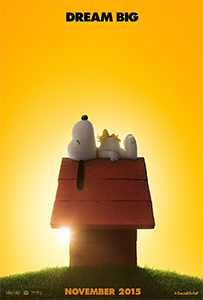 Peanuts Movie (2015)- PA- Design/Story