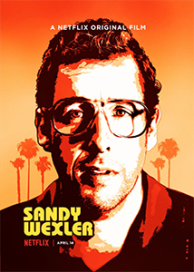 Sandy Wexler (2017)- VFX Coordinator